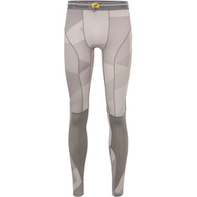 Skins Series-5 Long Tights Men, grey geo